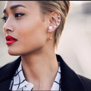 30 #ear #piercing combinations to try. See link in bio! #bulldoglifestyles #sanjose #california